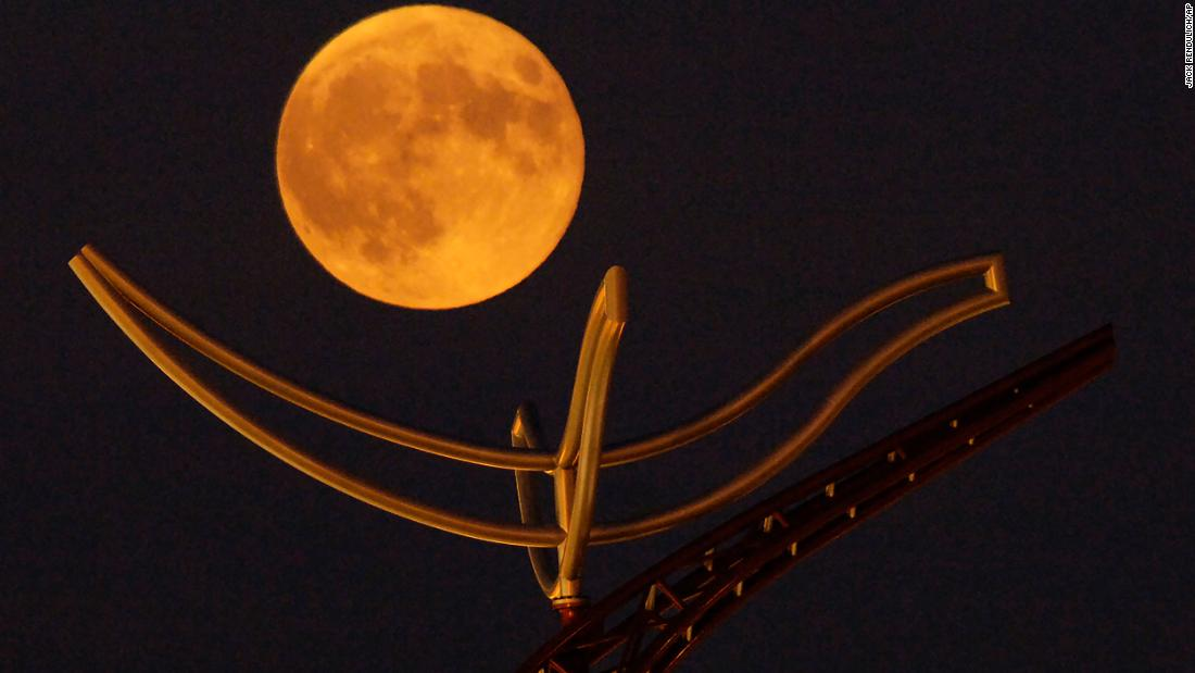 Full Corn Moon 2020: Best times to view