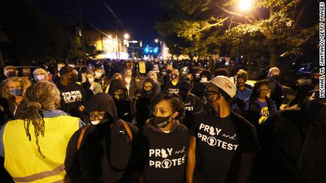 Rochester mayor and police chief promise reform after Daniel Pruitt's death, city sees fifth night of protests