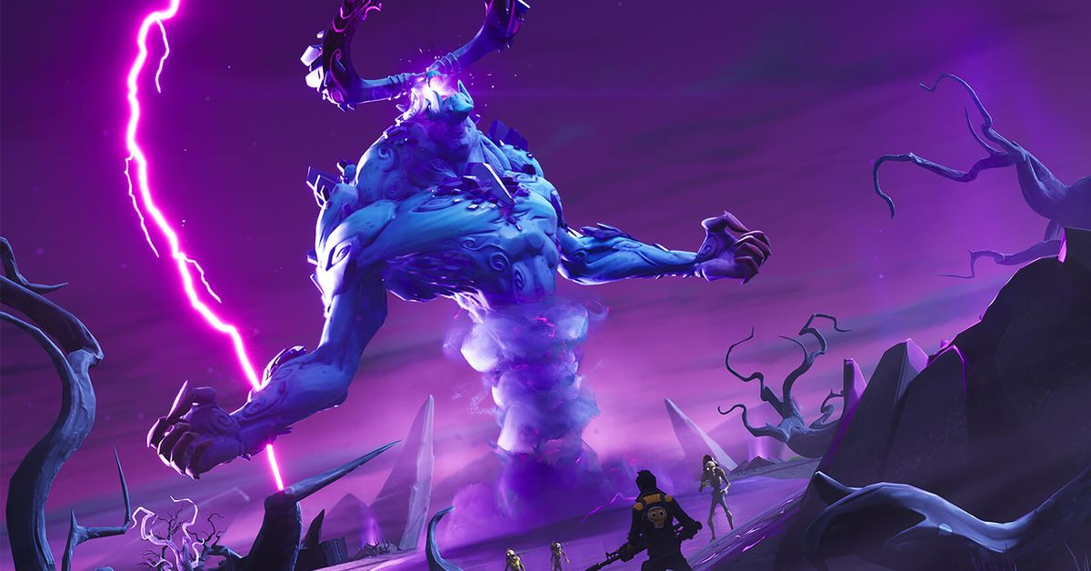 Fortnight Save the World will not run on Mac after the next connection