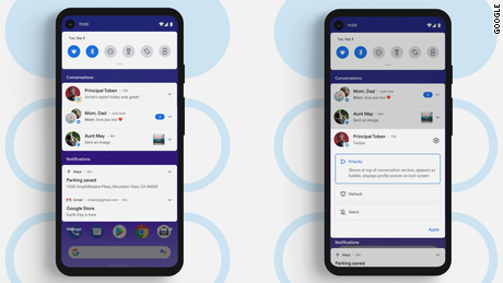 Managing notifications on Android 11 is very easy.