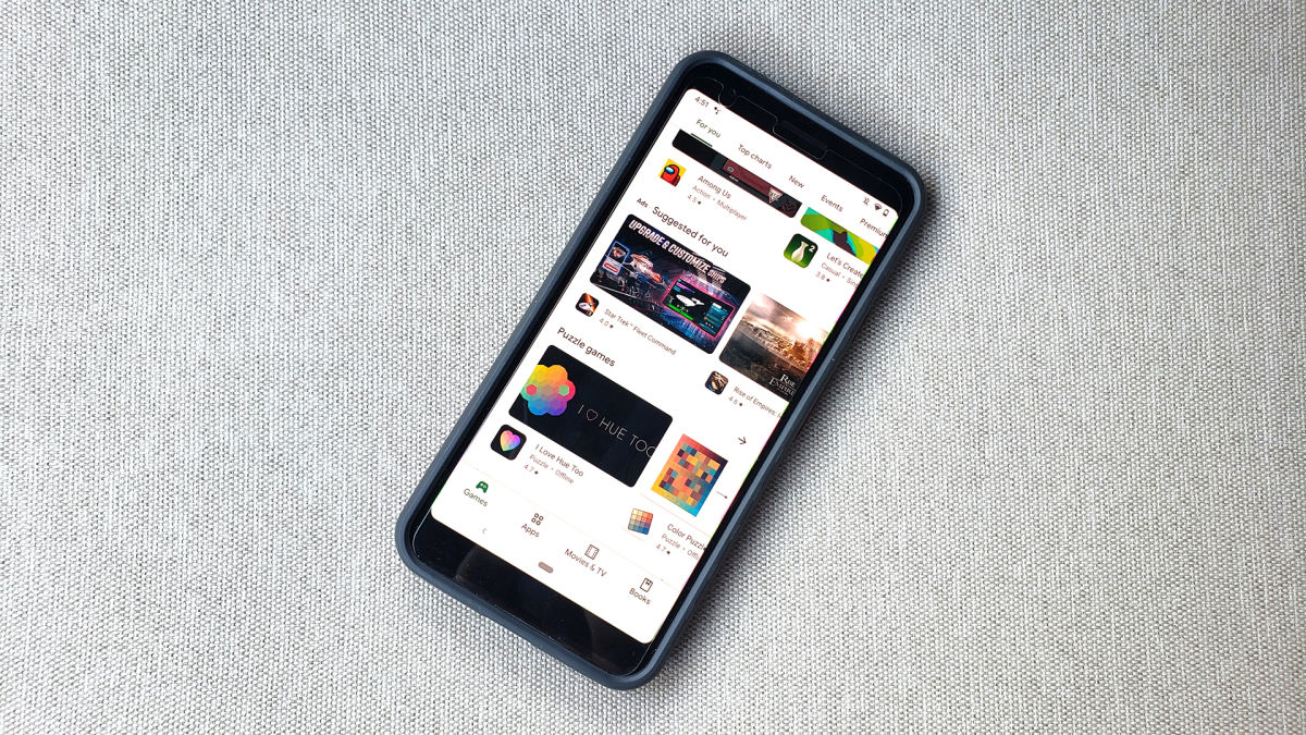 Google aims to capture 30% of app revenue by 2021