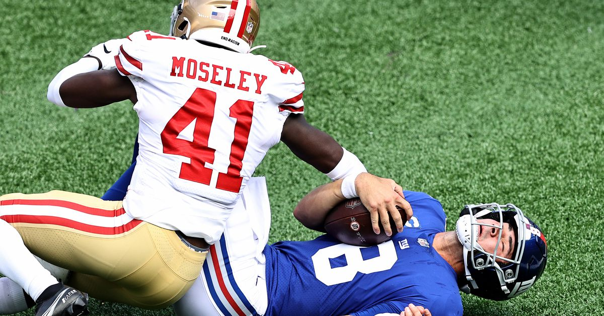 'Gudos & Wet Willis:' Giants Destroyed by Fox 49ers Edition