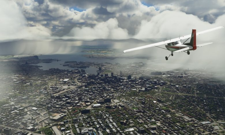 How 'Microsoft Flight Simulator' became the 'Game of Life' with Azure AI