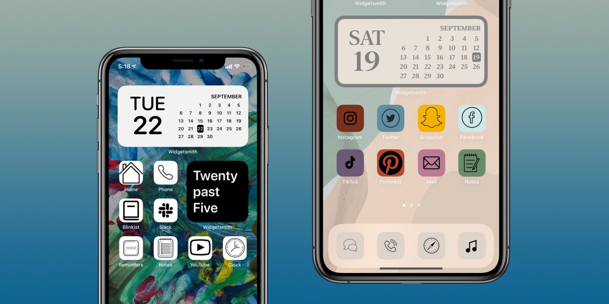 How To Make Ios 14 Aesthetics With Custom App Icons