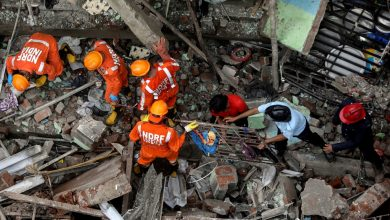 Photo of India: Many are feared trapped in the collapse of a deadly building near Mumbai India News