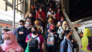 Photo of Indonesian stocks dive as Jakarta again plans to partially lock down the corona virus