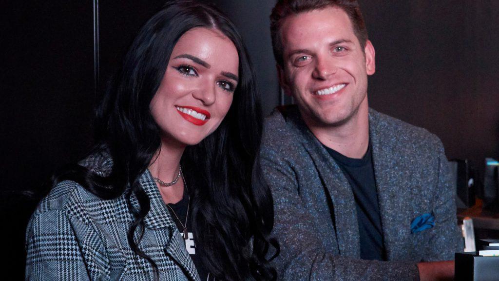 'Bachelor in Paradise' Season 4 stars Raven Gates and Adam Gottschalk