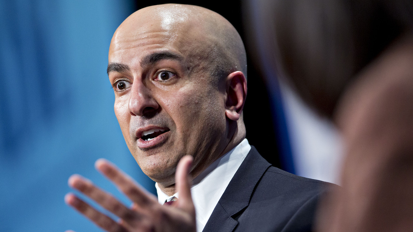 Kashkari of the central bank says the warnings about runaway inflation are just 'ghost stories'
