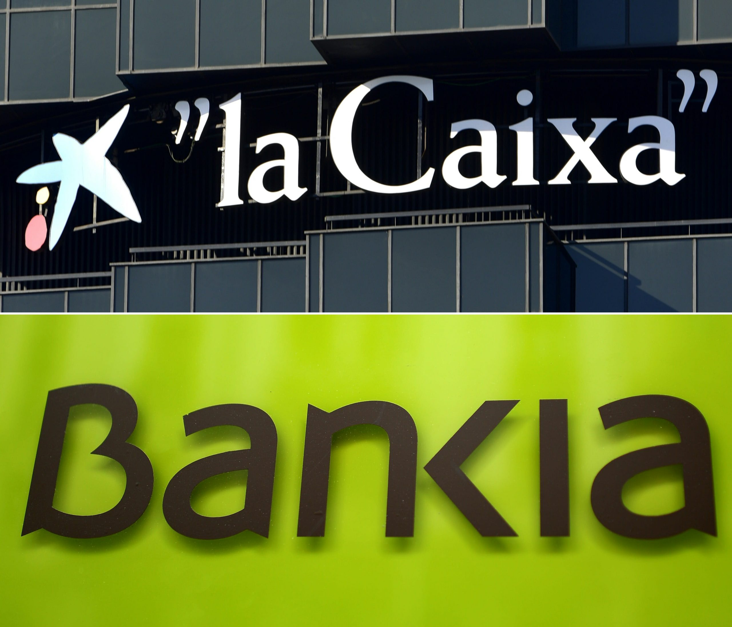 Keiza Bank and Bankia together form Spain's largest bank