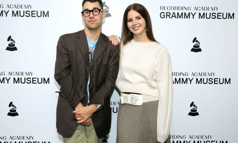 Lana Del Rey talks about how Jack Antonoff got Joan Pace to do 'Diamonds & Rust' with him