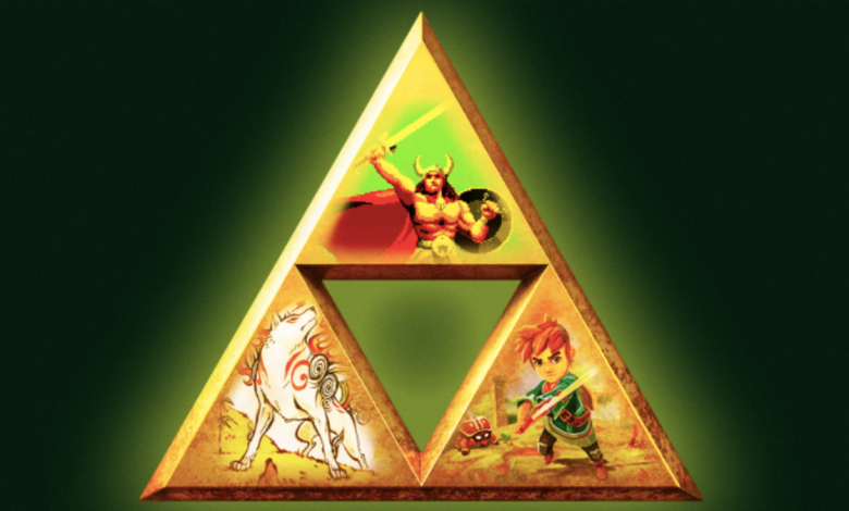 Legends of others other than Zelda
