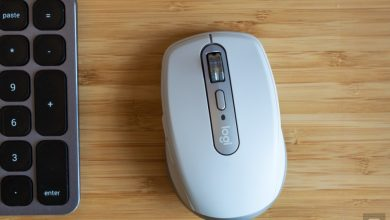 Photo of Logitech's new MX Anywhere 3 mouse zoom has buttons to control calls