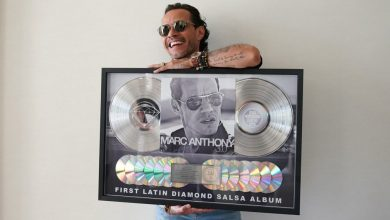 Photo of Mark Anthony's '3.0' is the first salsa album to receive 'Diamond' certification