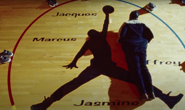 "Inside the Jordan Estate of Travis Scots ""License"" Music video"