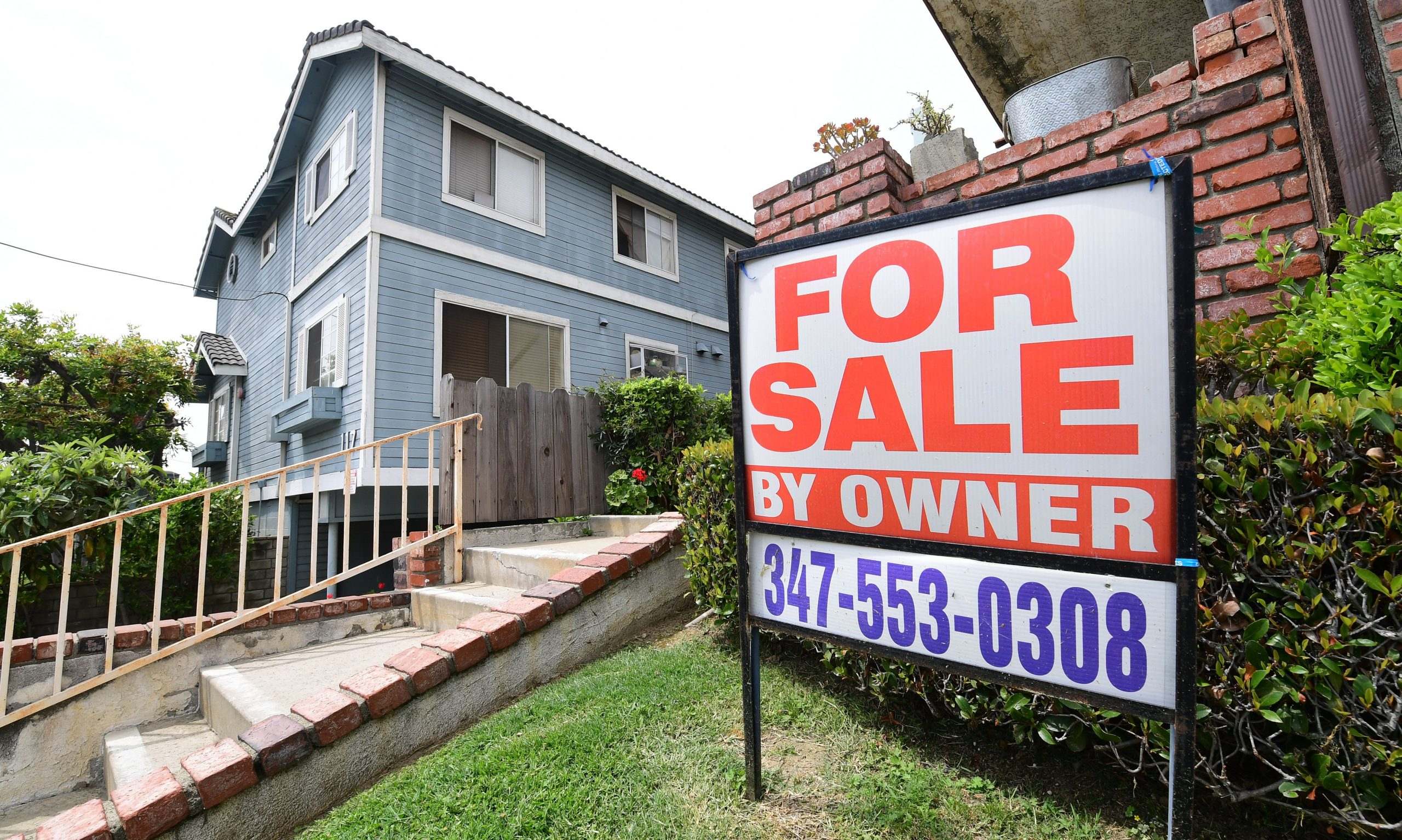 Mortgage demand from home buyers is now 28% higher than last year