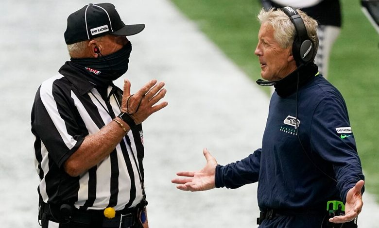 NFL 3 head coaches fined, M1 million teams for not wearing masks: report