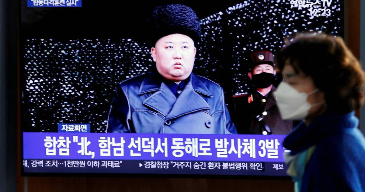 North Korea warns of tensions during South Korean search for shot dead