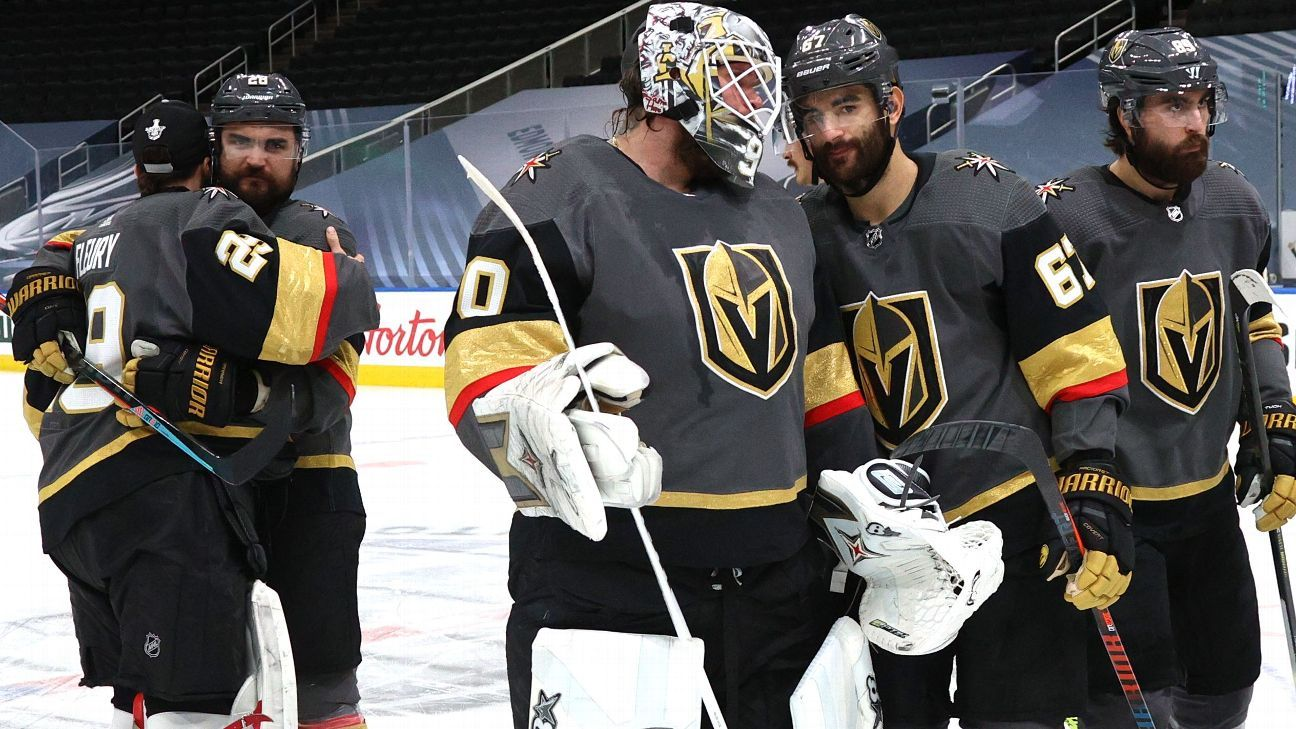Now built to win, the first seed of the West, the Vegas Golden Knights, failed to reach the final of the Stanley Cup