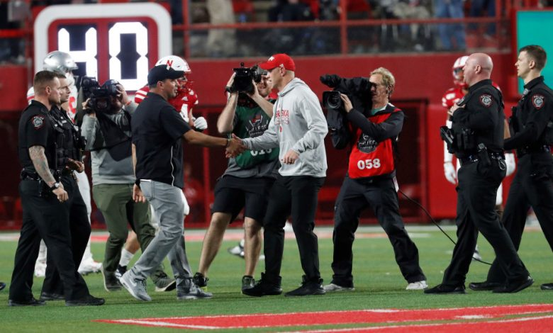 Ohio State, Nebraska Football Behind the Scenes Communication