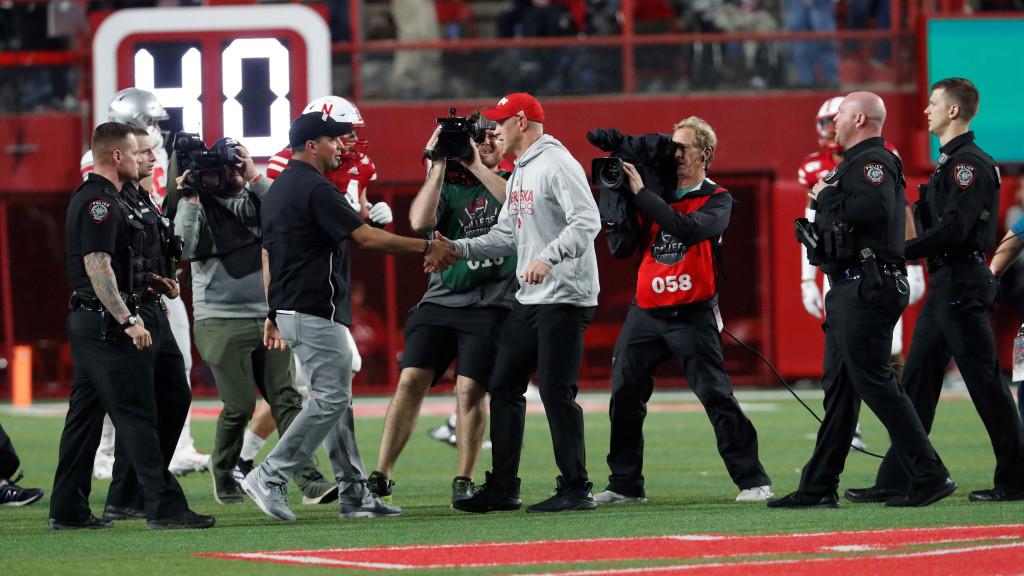 Ohio State, Nebraska Football Behind the Scenes Communication