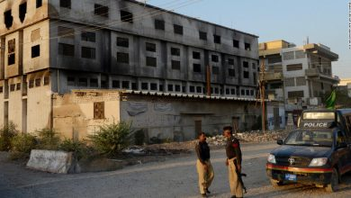 Photo of Pakistan factory fire: 2012 fire in Baltia, two executions