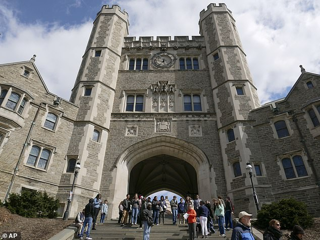 Photo of Princeton University is under investigation by the Department of Education