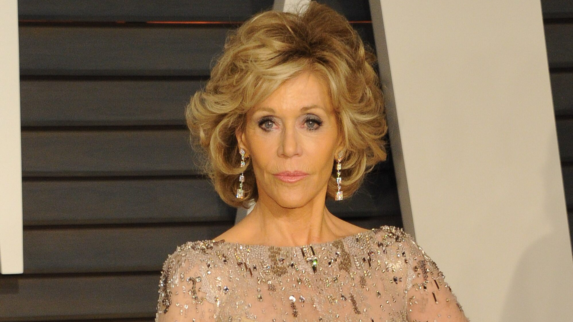 RPG told Jane Fonda that 'should be as hard as Mitch McConnell'.