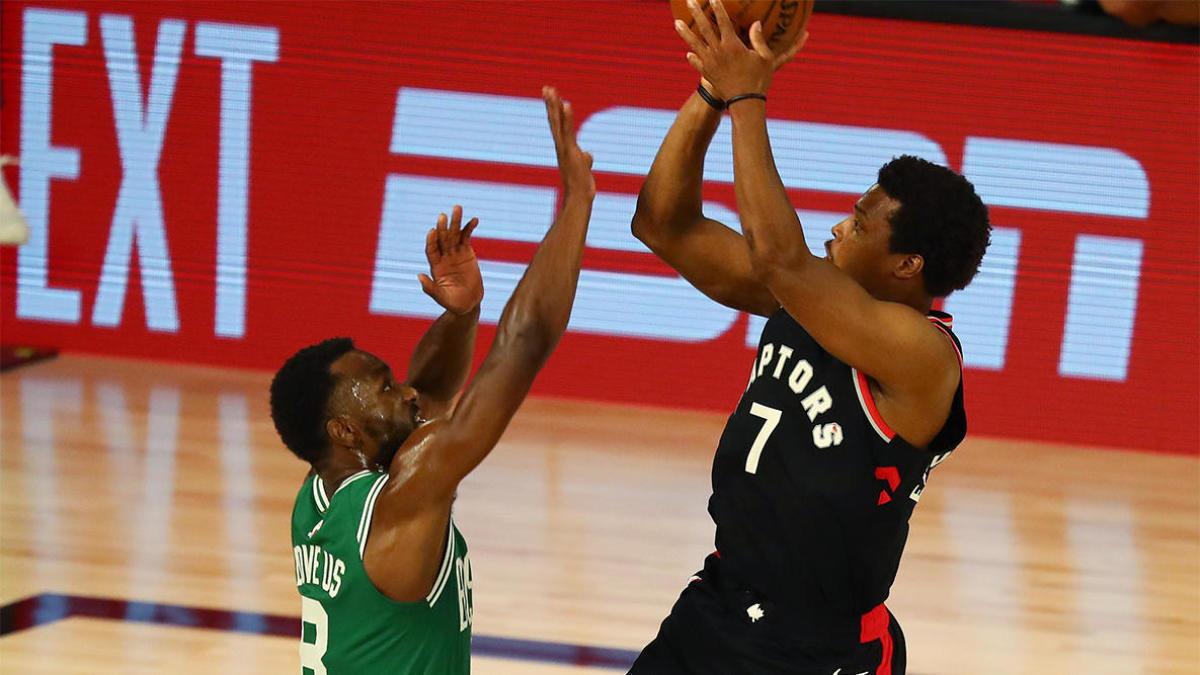 Raptors vs Celtics: Kyle Lowry proves clutch playoff scorer Toronto need Kavi Leonard