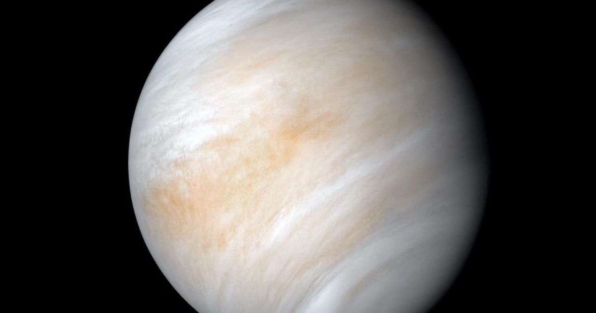 Russia's top astronaut Venus has claimed that the planet belongs to the Kremlin