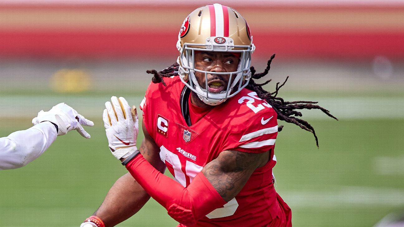 Sources say 49 people are placing CB Richard Sherman on the injured reserve with a leg injury