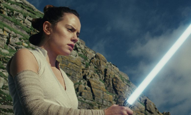 Daisy Ridley reawakens the 'Star Wars' debate over Rey's lineage