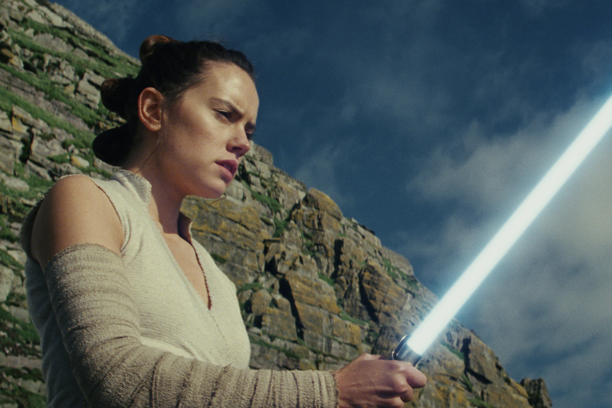 'Star Wars' fans reveal Daisy Ridley's Ray Canopy