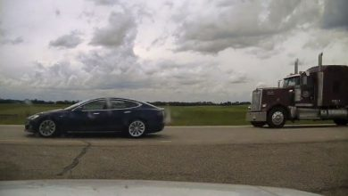Photo of Tesla Model S driver using autopilot arrested for falling asleep while driving at 90 mph