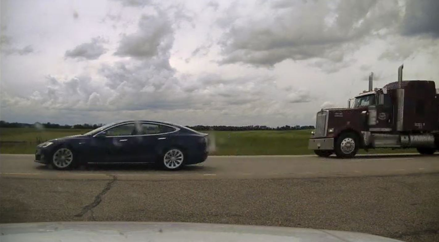 Tesla Model S driver using autopilot arrested for falling asleep while driving at 90 mph