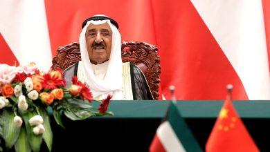 Photo of The Emir of Kuwait, Sheikh Sabah Al-Ahmad Al-Sabah, died at the age of 91