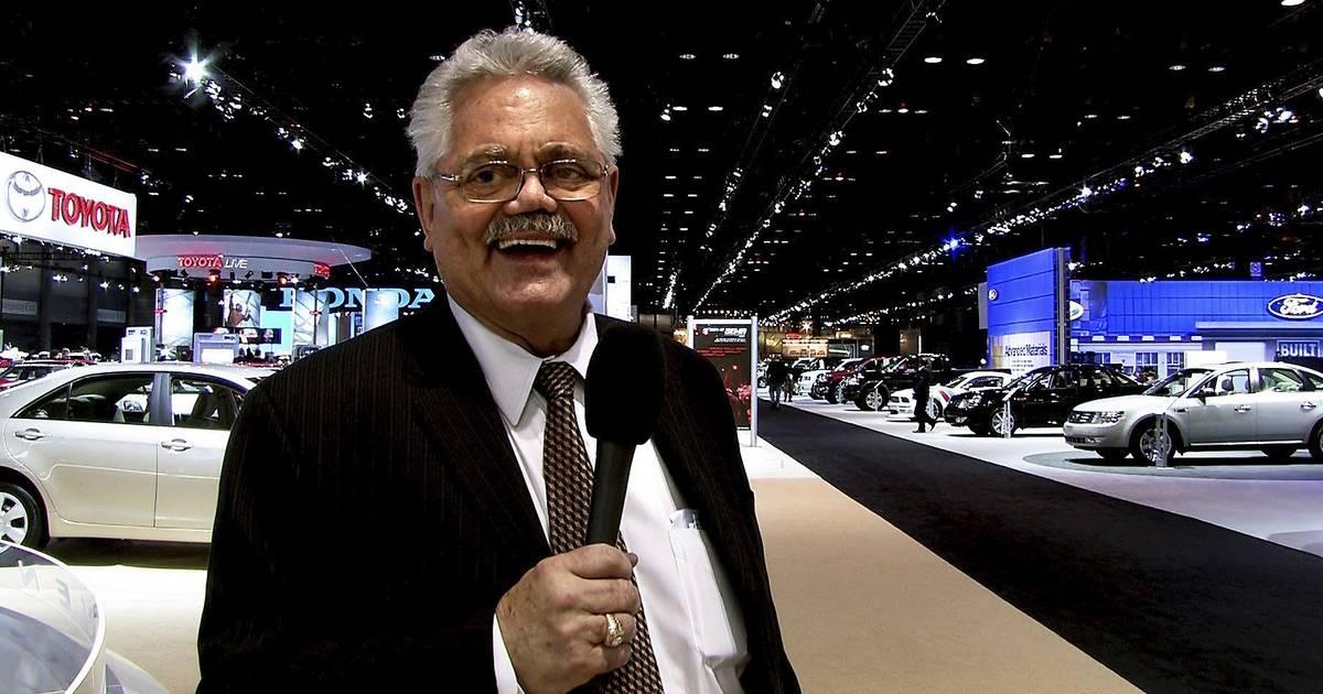 The iconic suburban auto dealer Bob Rohrmann has died