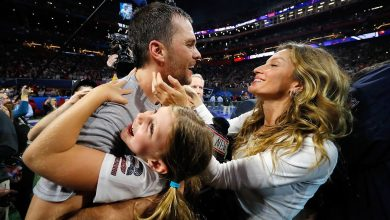 Photo of Tom Brady opens about moving the family to Tampa to play for the Buccaneers