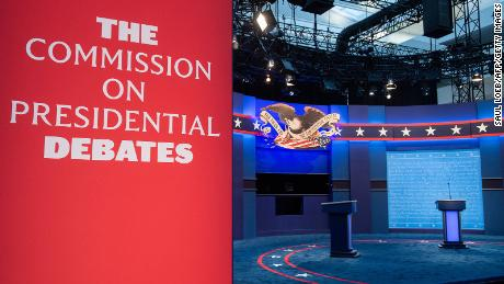 The first U.S. presidential debate takes place on September 28, 2020 at the Case Western Reserve University and the Cleveland Clinic in Cleveland, Ohio.  - Tuesday's clash in Cleveland, Ohio, will be the first time in 90 minutes of debate that voters will have the opportunity to see candidates facing each other.
