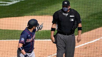 Photo of Twins' Josh Donaldson hits home run