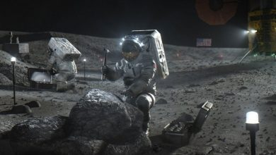 Photo of We finally know how much radiation is on the moon, which is not big news