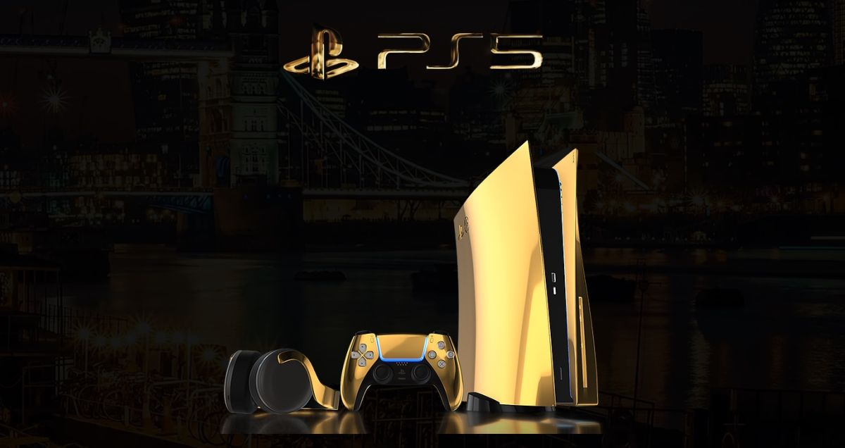 Week 10,000 Gold PS5 opens this week for pre-order