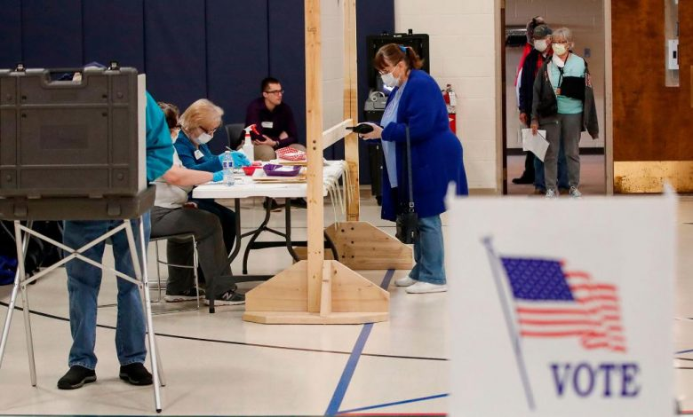 Trump team grilling local election officials about mail-in ballots
