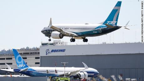 Boeing has been successful in the first line of 737 Max aircraft this year