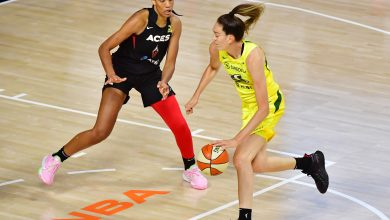 Photo of A record night for Sue Bird and Brenna Stewart