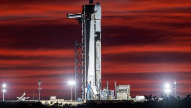 Photo of The SpaceX Falcon 9 rocket is ready for a third Starling launch attempt [webcast]