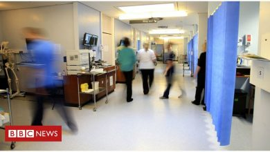 Photo of Govt hospital cases are up 25% in a day in the UK