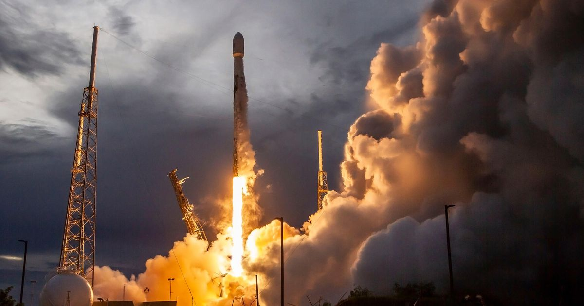 SpaceX launches 60 more Starling satellites on Tuesday, breaking Scrub Streak