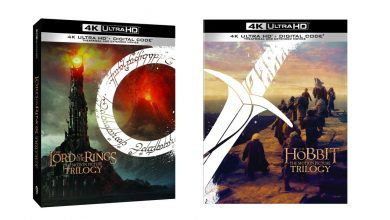Photo of The Lord of the Rings and The Hobbit trilogy is released on 4K Ultra HD Blu-ray