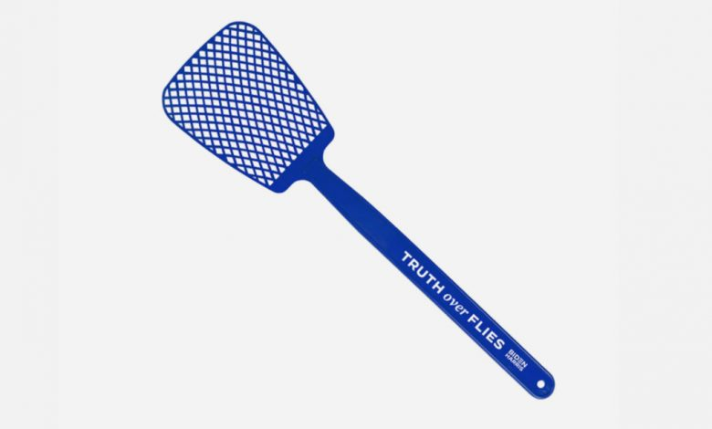 The Fiden campaign put the fly swatters on sale within two hours after the vice presidential debate, and they have already sold out