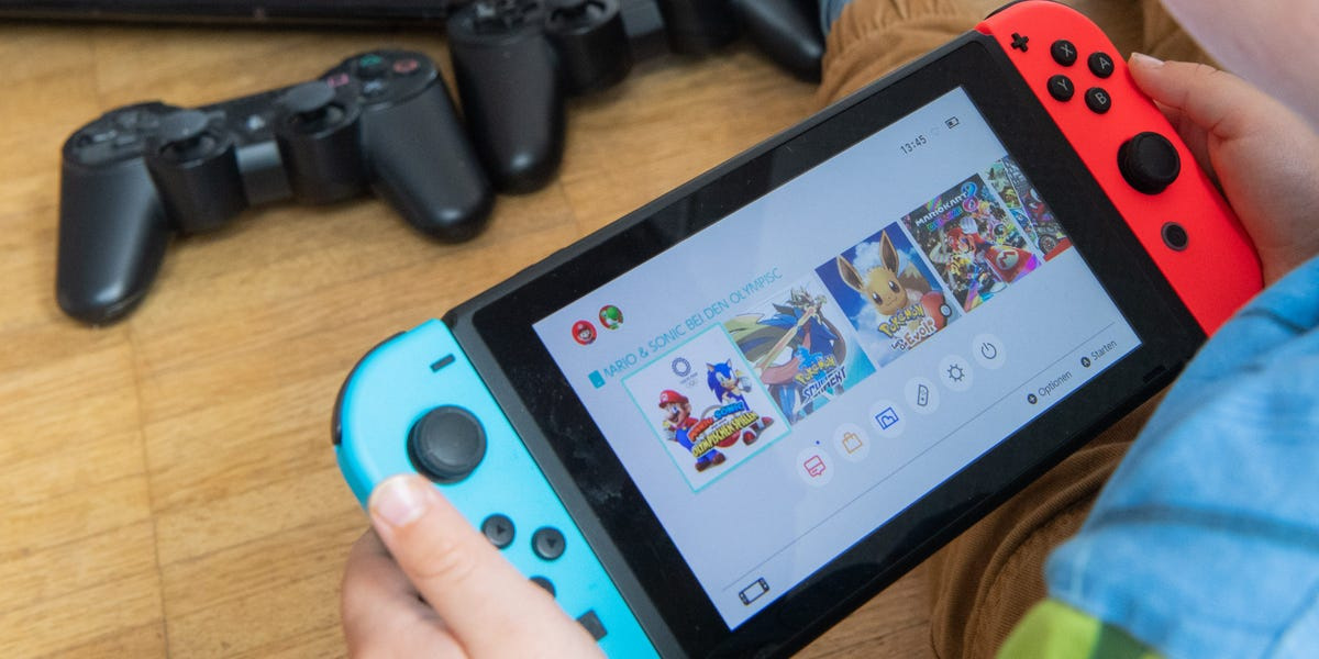 Best Amazon Prime Day 2020 Nintendo Switch Deals